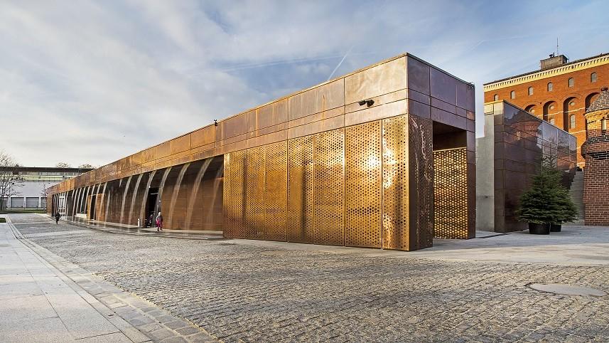 Ganadores de los Premios Europeos del Cobre en la Arquitectura 2017