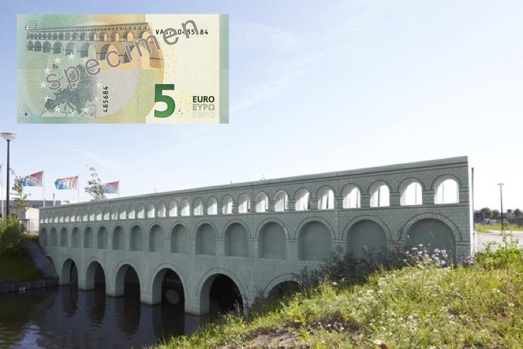 Puente 5 euros