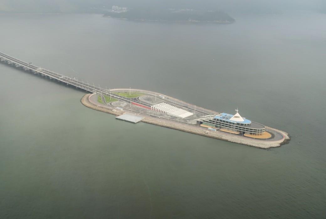 Puente Hong Kong-Zhuhai-Macau
