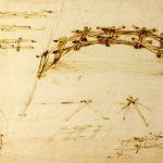 Puente autoportante de Leonardo da Vinci