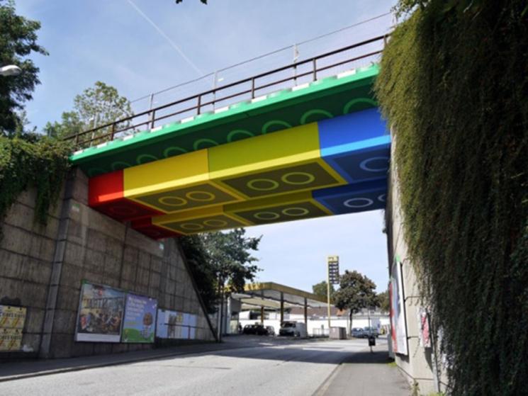 puente lego