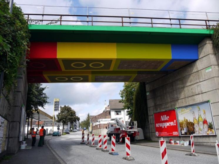 Puente de Lego