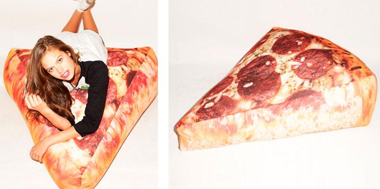 Puff pizza
