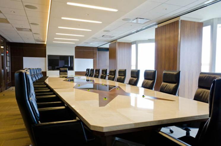 Oficinas corporativas Quanta Services por ART arquitectos