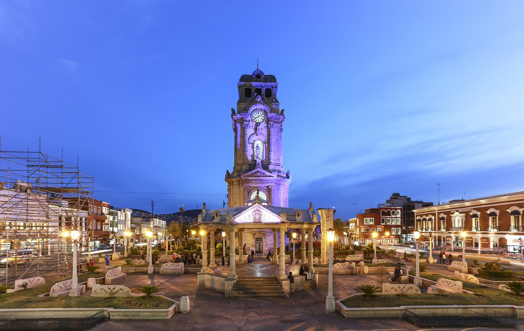 Pachuca, México, arquitectura, urbanismo, Centro Histórico