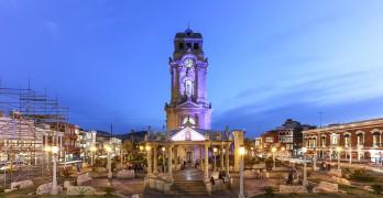 Amenaza la modernidad al Centro Histórico de Pachuca Hgo