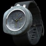 reloj hormigon