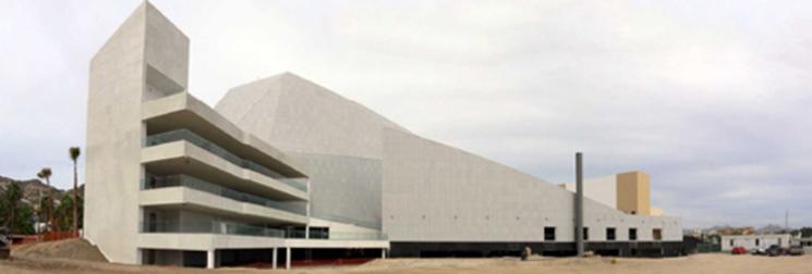 Pabellón Cultural de La República - Serrano Monjaraz arquitectos