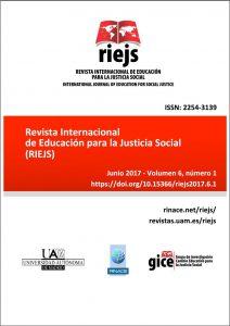 Revista RIEJS: Arquitectura y Educación para la Justicia Social