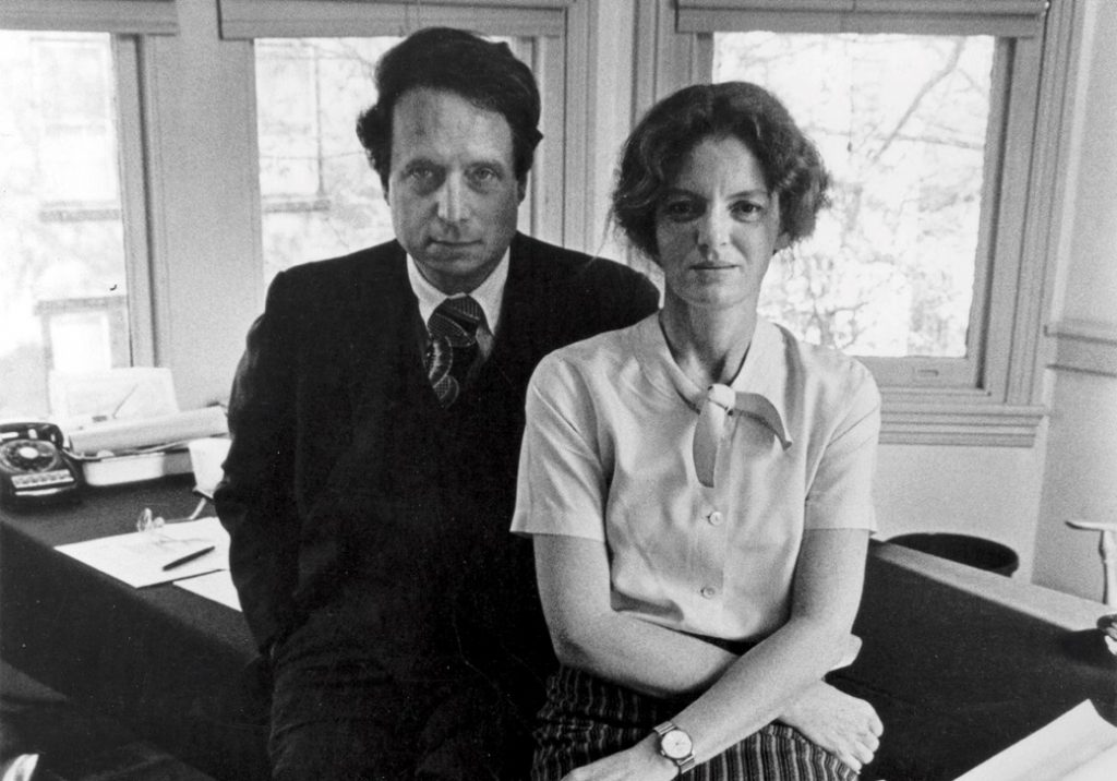 Robert Venturi y Denise Scott Brown