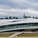 Video del Rolex Center en Lausanne - Sanaa (Sejima & Nishizawa)