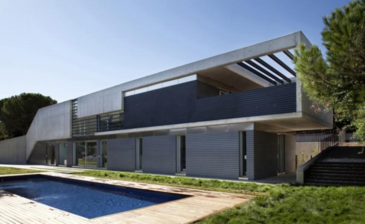 casa roncero house alt arquitectura obra