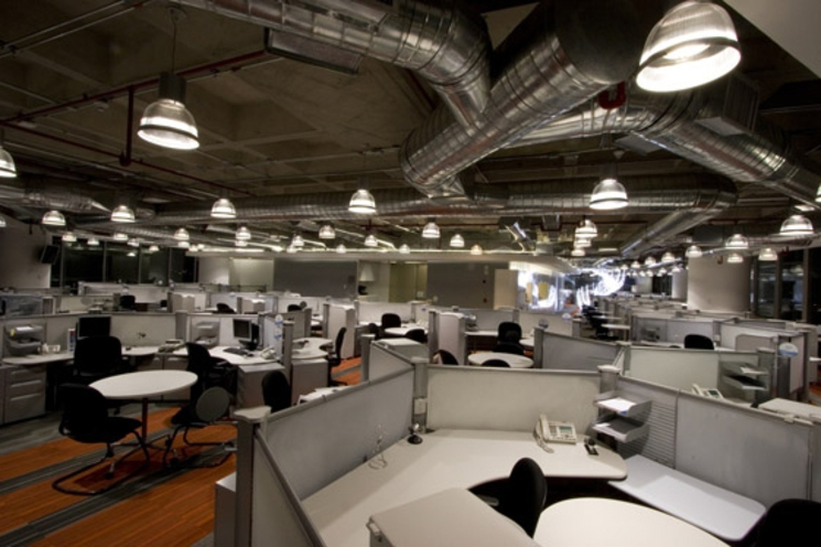 Oficinas Grupo Rotoplas por usoarquitectura