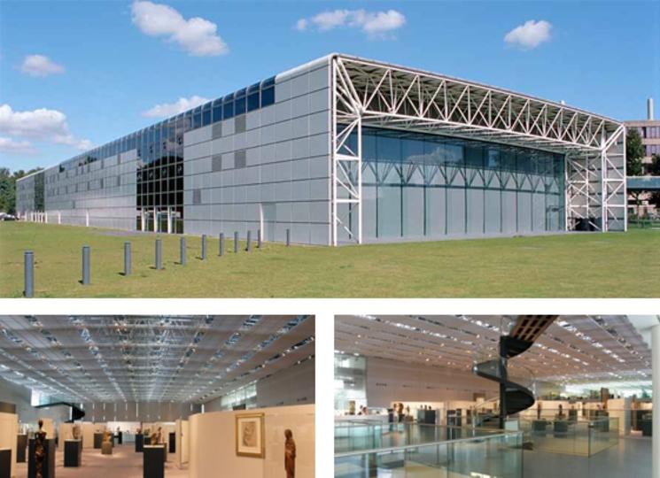Centro Sainsbury de Artes Visuales – Norman Foster – (1.978)