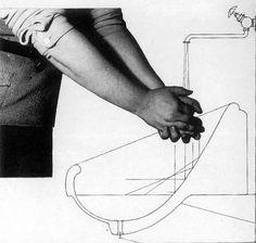 Sanatorio de Paimio, Alvar Aalto 1929 detail