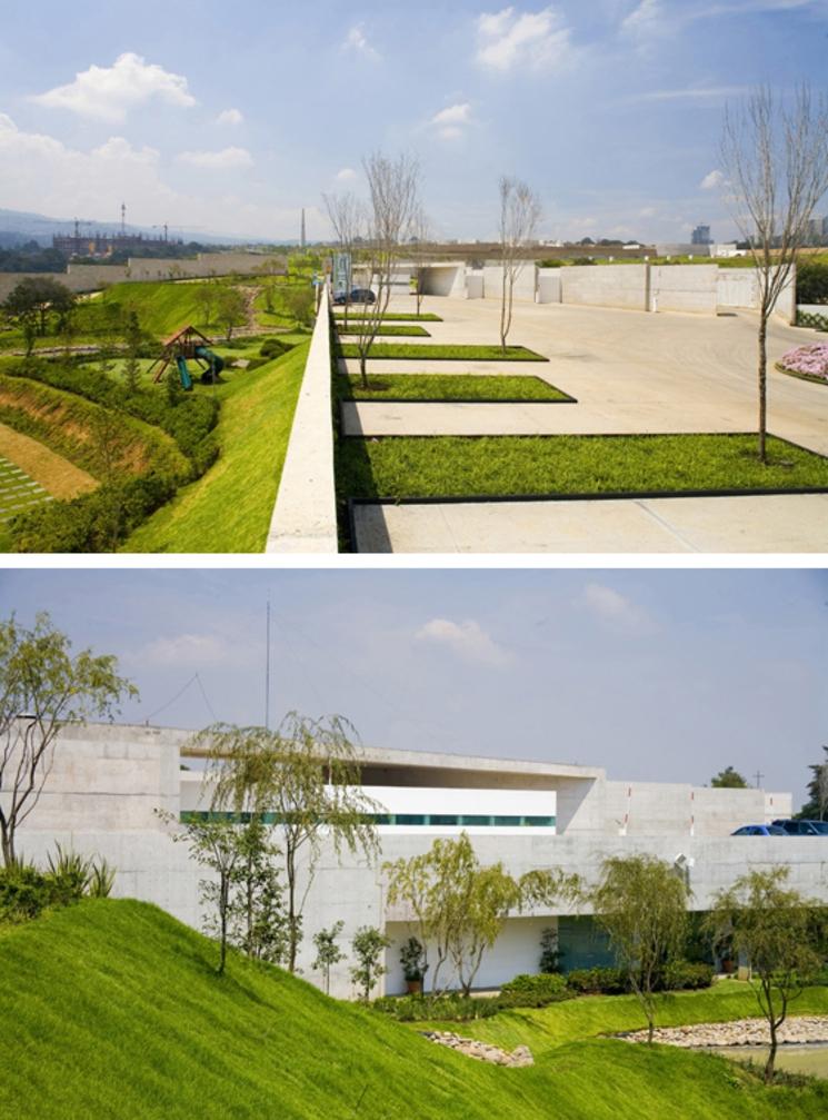 Cumbres de Santa Fe - Serrano Monjaraz arquitectos