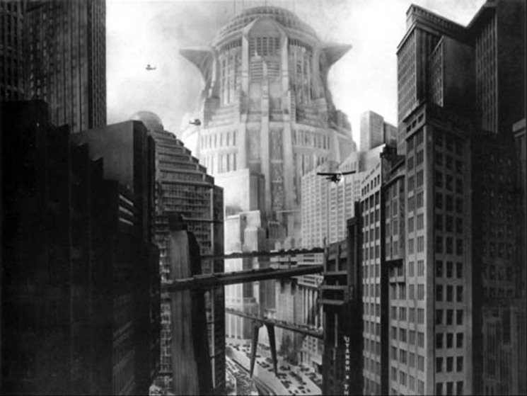 """Metropolis"" de Fritz Lang"