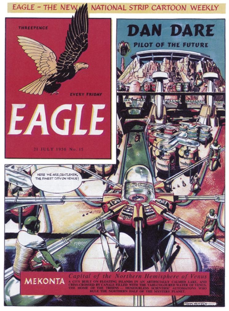 "Portada de ""Eagle 1-15"""