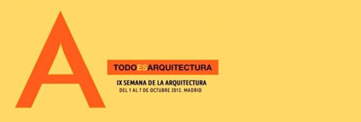 semana arquitectura 2012