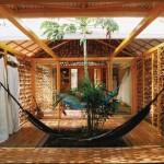 Vivienda en bambú - Recuperando el sentido común