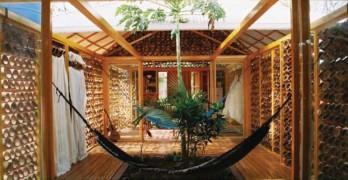 Vivienda en bambú – Recuperando el sentido común