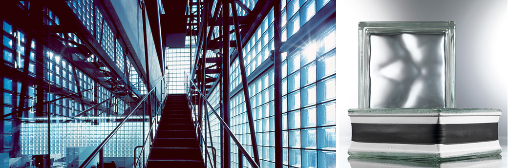Smart Solutions seves glassblock energy saving