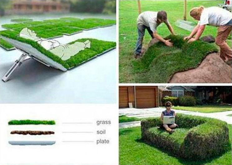 mobiliario ecologico