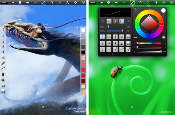 Sketchbook Pro, la app para dibujar en tu tablet ya sea Android o iOS