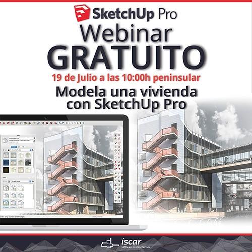 Sketchup webinar iscar software