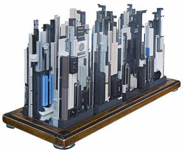 Reciclando tu ordenador para hacer el skyline de ciudades famosas