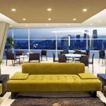 Áreas comunes Skyview de Ar-Co Arquitectura Contemporánea