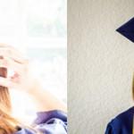 Tunea tu sombrero de graduación con petaca incorporada