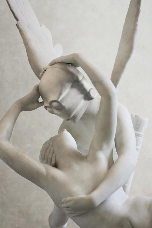 Las esculturas clásicas de Star Wars por Travis Durden