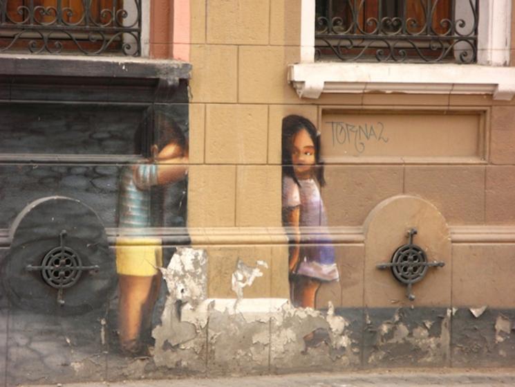 Arte urbano - Arte Callejero