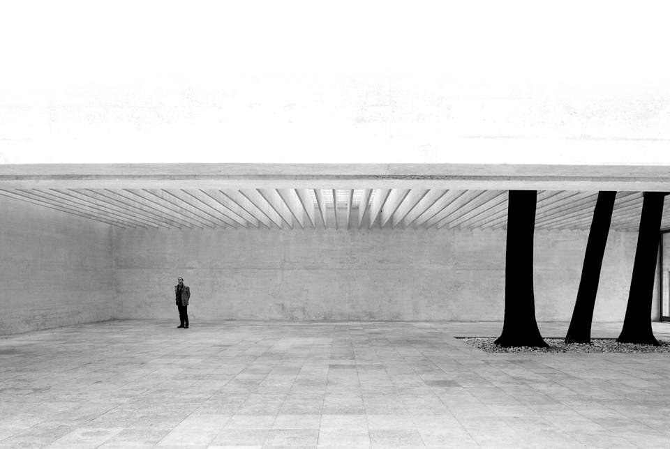 Sverre Fehn, Nordic Pavilion, Venice Biennale 1963 luz nordica arquitectura luz natural