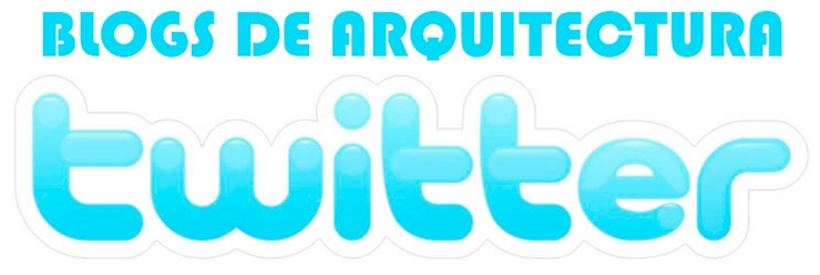 60 Blogs de arquitectura  en twitter con más de 1000 followers