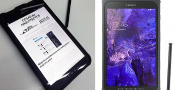 Tablet para arquitectos – Samsung Galaxy Tab Active