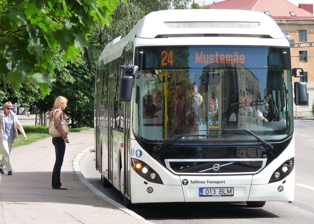 Tallin, primera capital europea que ofrece transporte público gratuito a sus residentes