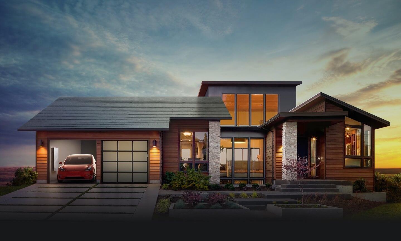 Tejas solares de Tesla: estéticas, eficientes, duraderas y económicas