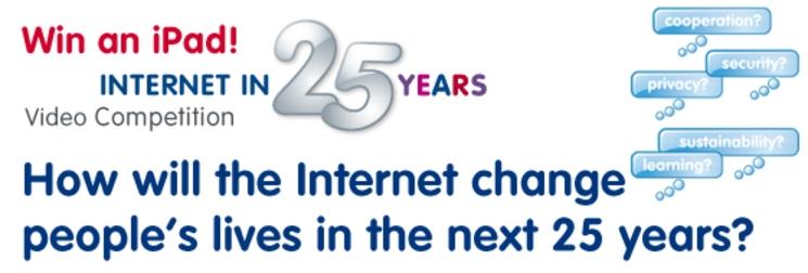 ¿Cómo Internet cambiará la vida de la gente en los próximos 25 años?