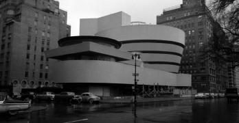 The Solomon R. Guggenheim Museum, 1959
