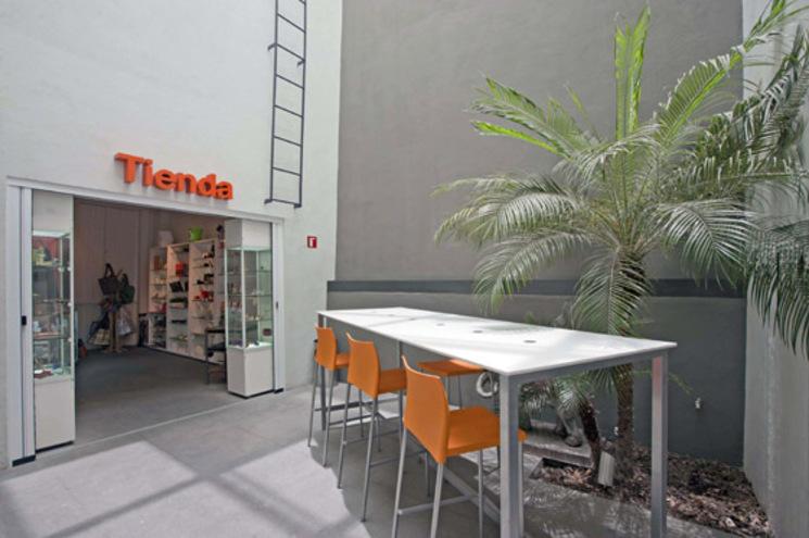 Remodelación de la tienda del Museo Modo - DIN interiorismo