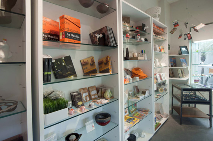 Remodelación de la tienda del Museo - DIN interiorismo