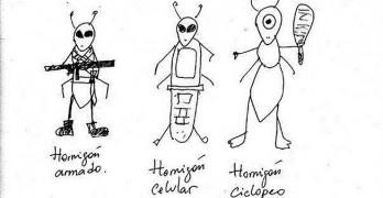 diferentes tipos de hormigon humor arquitectura