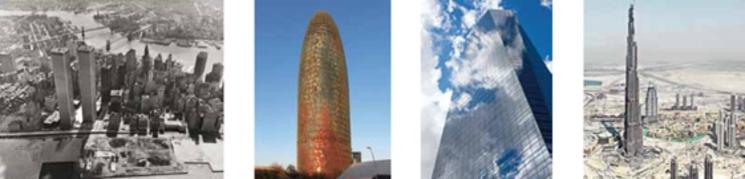 Torres y rascacielos. De Babel a Dubái. CaixaForum Madrid