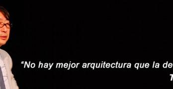 Toyo Ito arquitecto mejor arquitectura como un arbol