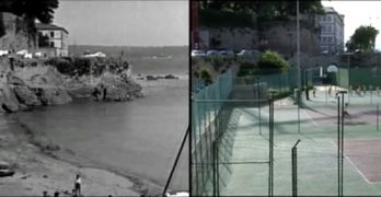 La transformación del paisaje