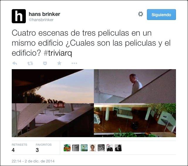 #triviarq semana 6