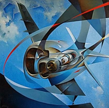 Tullio Crali 1988 Monoplano Jonathan