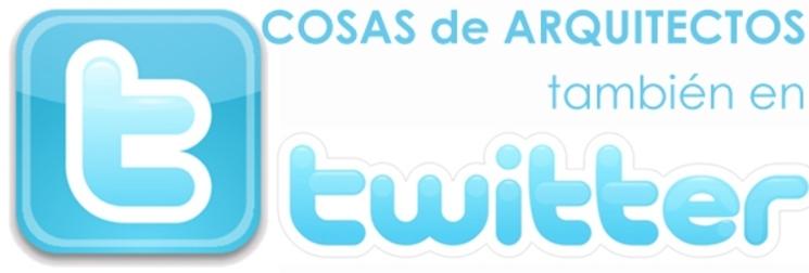 COSAS de ARQUITECTOS en twitter dearquitectos